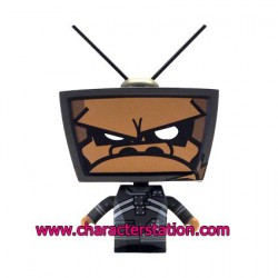 TV Head by Tim Tsui