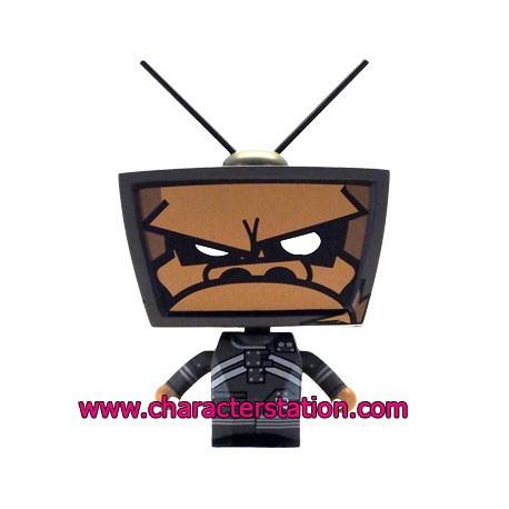 Figur TV Head by Tim Tsui Little Toys Geneva