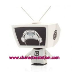 TV Head von Maxim Zhestkov