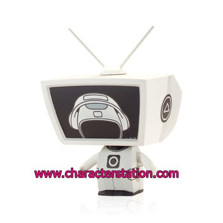 Figur TV Head by Maxim Zhestkov Kaching Brands Geneva Store Switzerland