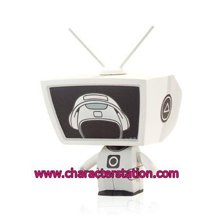 Figuren TV Head von Maxim Zhestkov Kaching Brands Genf Shop Schweiz