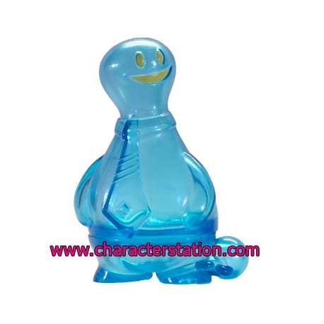 Figurine Ghost Land Working Stiff Bleu par Brian Flynn Super7 Boutique Geneve Suisse