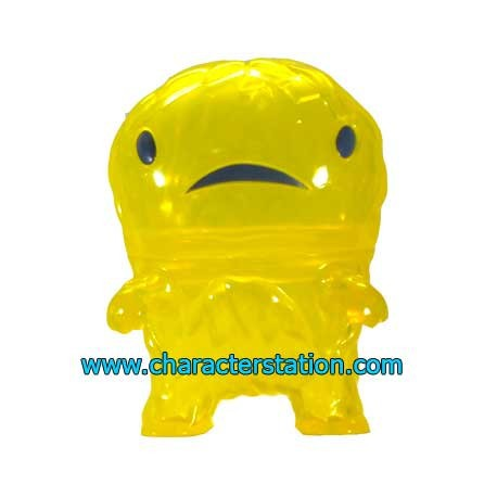 Figur Ghost Land Bump Yellow by Brian Flynn Geneva Store Switzerland
