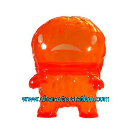 Figur Ghost Land Bump Orange by Brian Flynn Super7 Geneva Store Switzerland