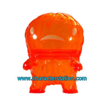 Figurine Ghost Land Bump Orange par Brian Flynn Super7 Boutique Geneve Suisse