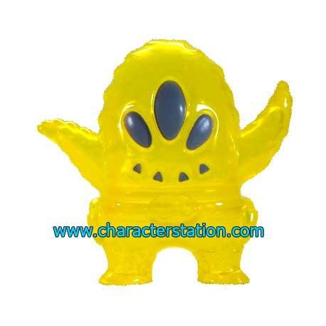 Figur Ghost Land Six-Gun Yellow by Brian Flynn Opened box Geneva