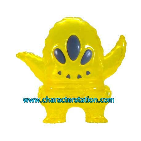 Figur Ghost Land Six-Gun Yellow by Brian Flynn Super7 Geneva Store Switzerland