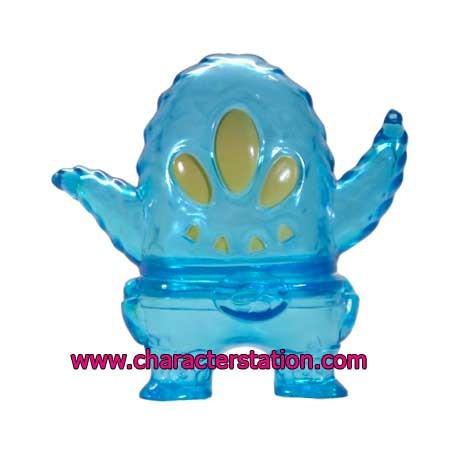 Figurine Ghost Land Six-Gun Bleu par Brian Flynn Super7 Boutique Geneve Suisse