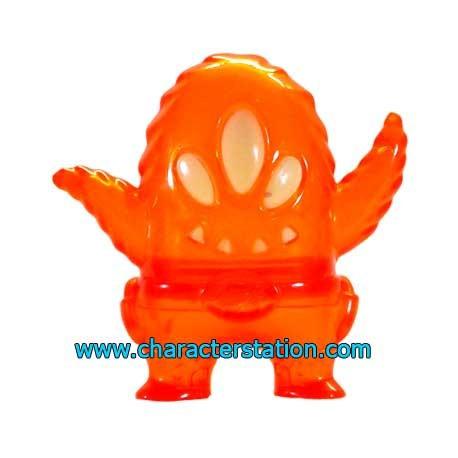 Figurine Ghost Land Six-Gun Orange par Brian Flynn Super7 Boutique Geneve Suisse
