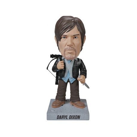 Figurine The Walking Dead Biker Daryl Dixon Wacky Wobbler Funko Boutique Geneve Suisse