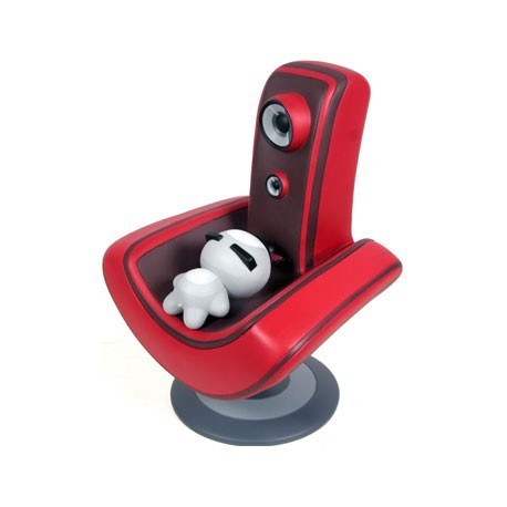Figur Koguma Red by Tokyoplastic Toys and Accessories Geneva
