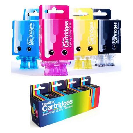 Figurine Cardboy Cartridges Set par Mark James Playbeast Boutique Geneve Suisse