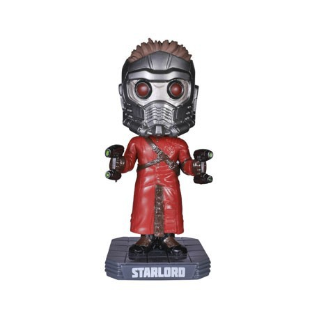 Figur Guardians Of The Galaxy Star-Lord Bobble Head Funko Toys and Accessories Geneva