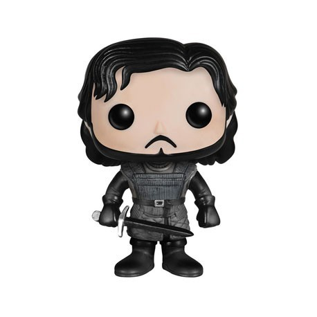Figur Pop Game of Thrones Jon Snow Castle Black (Vaulted) Funko Funko Pop! Geneva