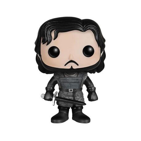 Figur Pop Game of Thrones Jon Snow Castle Black (Vaulted) Funko Funko Pop! Geneva