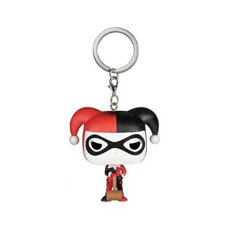 Figur Pop Pocket Keychain - Harley Quinn Funko Geneva Store Switzerland