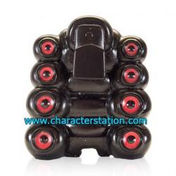 Figurine Speaker Family Crums par Jason Siu Boutique Geneve Suisse