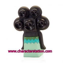 Figurine Speaker Family Curl par Jason Siu Boutique Geneve Suisse
