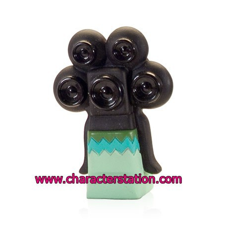 Figurine Speaker Family Curl par Jason Siu Kidrobot Boutique Geneve Suisse