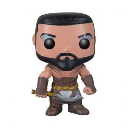 Figurine Pop Game of Thrones Khal Drogo Funko Boutique Geneve Suisse