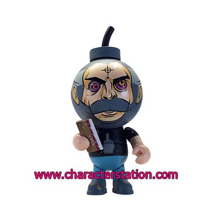 Figuren Bud Andy Diesel von Bobby Dixon Jamungo Genf Shop Schweiz