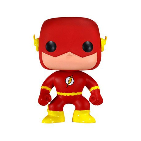 Figurine Pop Heroes The Flash Funko Boutique Geneve Suisse
