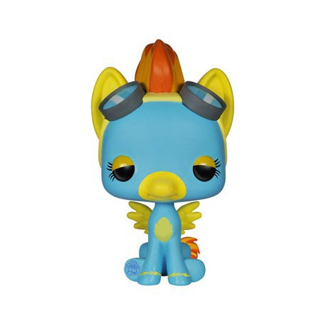 Figurine Pop My Little Pony Spitfire (Vaulted) Funko Boutique Geneve Suisse