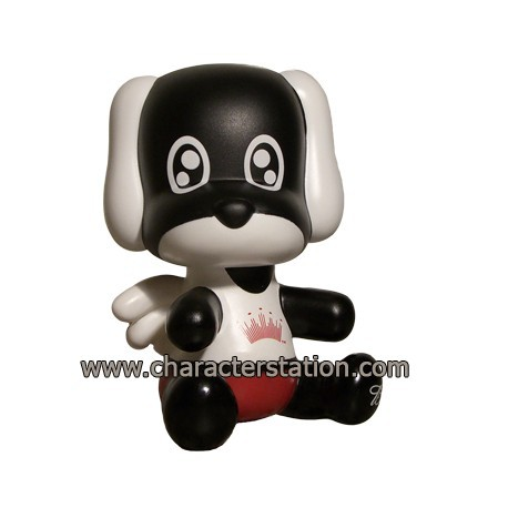 Figurine Baby Qee Budweiser Dog Toy2R Boutique Geneve Suisse