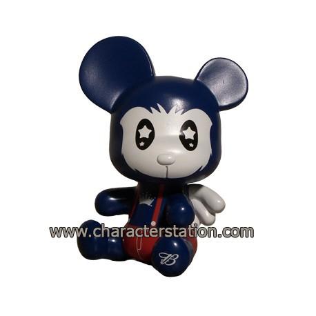 Figuren Baby Qee Budweiser Bear Toy2R Qee Genf