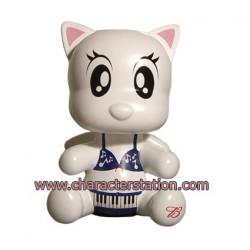 Figuren Baby Qee Budweiser Cat Toy2R Qee Genf