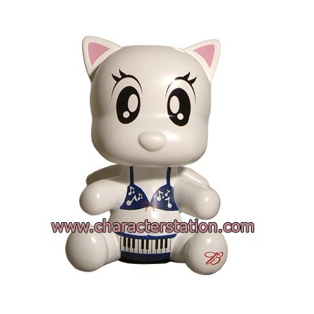 Figur Baby Qee Budweiser Cat Toy2R Qee Geneva