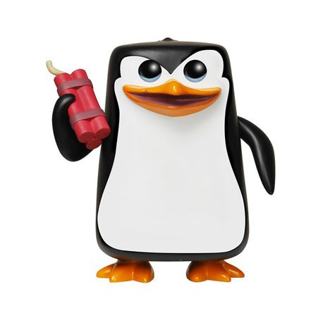 Figur Pop Penguins of Madagascar Rico (Rare) Funko Geneva Store Switzerland