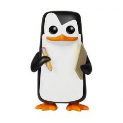 Pop Penguins de Madagascar Kowalski (Rare)