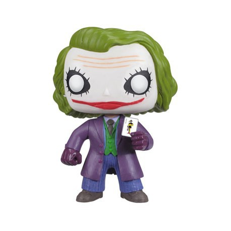 Figur Pop Batman Dark Knight The Joker (Rare) Funko Geneva Store Switzerland