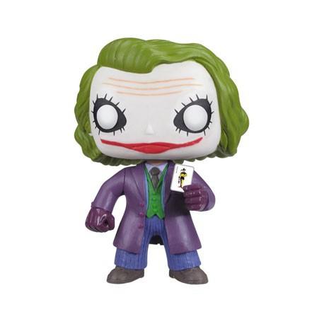 Figurine Pop Batman Dark Knight The Joker (Rare) Funko Boutique Geneve Suisse
