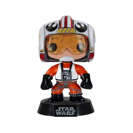 Figurine Pop Star Wars Luke Skywalker X-Wing Pilot Funko Boutique Geneve Suisse