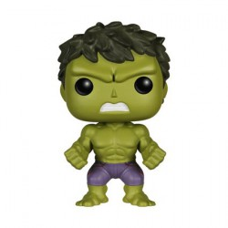 Figurine Pop Marvel Age Of Ultron Hulk (Rare) Funko Boutique Geneve Suisse