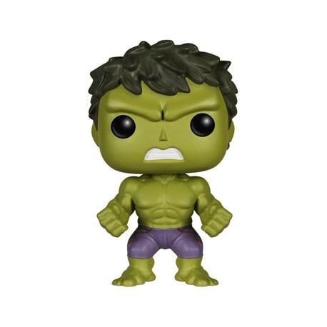 Figurine Pop Marvel Age Of Ultron Hulk (Vaulted) Funko Boutique Geneve Suisse