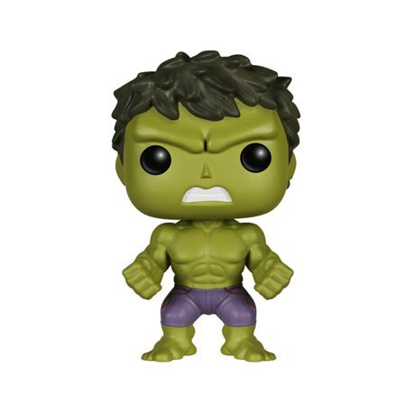Pop! Marvel: Avengers Age Of Ultron - Hulk