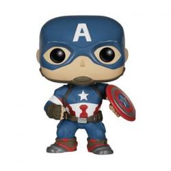 Pop Marvel Avengers Age Of Ultron Captain America