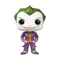 Figurine Pop Arkham Asylum The Joker Funko Figurines Pop! Geneve