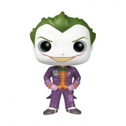 Figurine Pop Arkham Asylum The Joker (Rare) Funko Boutique Geneve Suisse