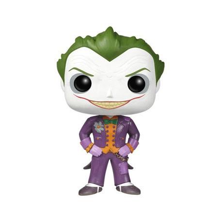 Figur Pop! Arkham Asylum The Joker Funko Geneva Store Switzerland