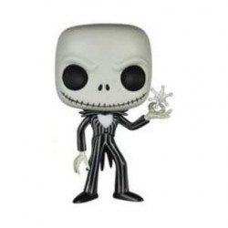 Figurine Pop Disney L'Étrange Noël de Monsieur Jack - Jack With Snowflake Exclusive Funko Boutique Geneve Suisse