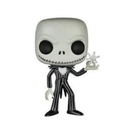 Figur Pop! Disney NBX Jack With Snowflake Exclusive Funko Geneva Store Switzerland