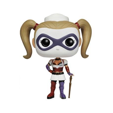 Figur Pop! Games Arkham Asylum Nurse Harley Quinn Funko Geneva Store Switzerland
