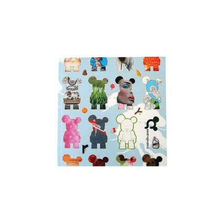Figurine Qeedrophonic Toy2R Livres - Prints Geneve