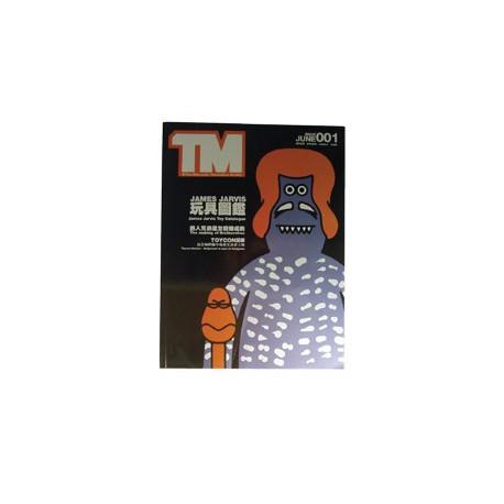 Figurine TM Magazine 001 Livres - Prints Geneve