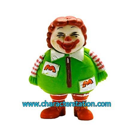 Figur Mc Supersized Green Mini by Ron English Secret Base Geneva Store Switzerland