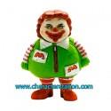 Mc Supersized Green Mini by Ron English